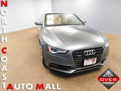 2015 Audi A5 Cabriolet Premium Plus in Bedford, Ohio