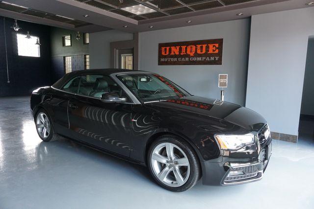 2015 Audi A5 Cabriolet Premium Plus