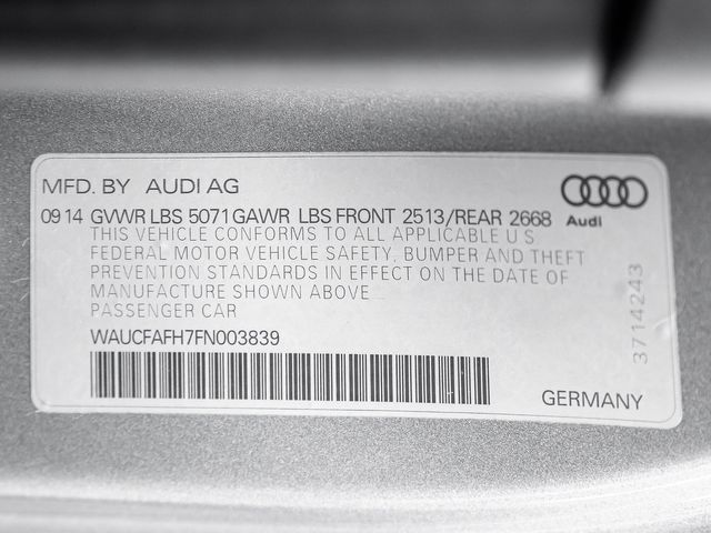 2015 Audi A5 Cabriolet Premium Burbank, CA 28