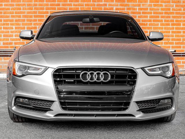 2015 Audi A5 Cabriolet Premium Burbank, CA 3