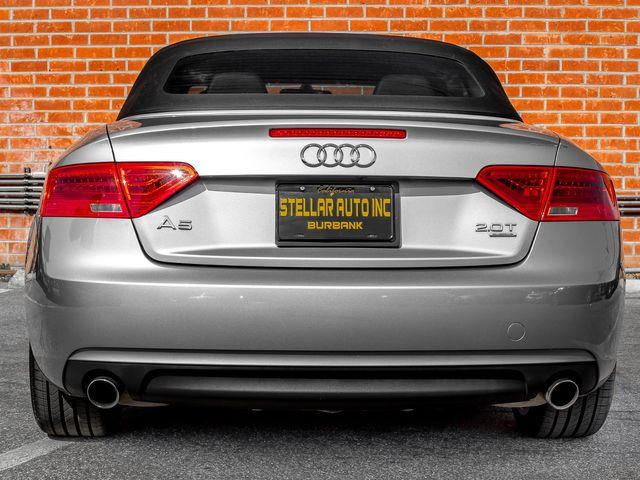 2015 Audi A5 Cabriolet Premium Burbank, CA 4