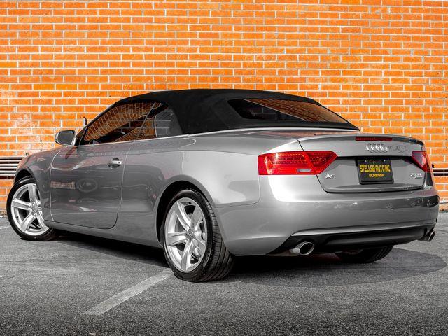 2015 Audi A5 Cabriolet Premium Burbank, CA 8