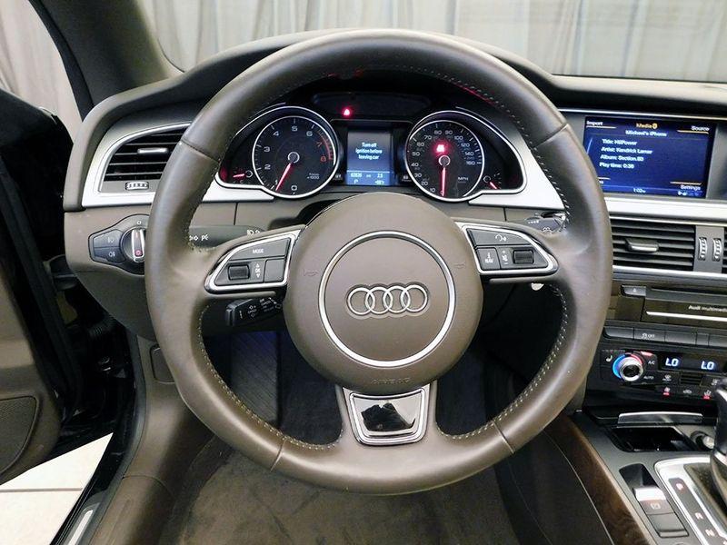 2015 Audi A5 Cabriolet Premium Plus  city Ohio  North Coast Auto Mall of Cleveland  in Cleveland, Ohio