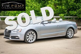 2015 Audi A5 Cabriolet Premium Plus   Memphis, Tennessee   Tim Pomp - The Auto Broker in  Tennessee