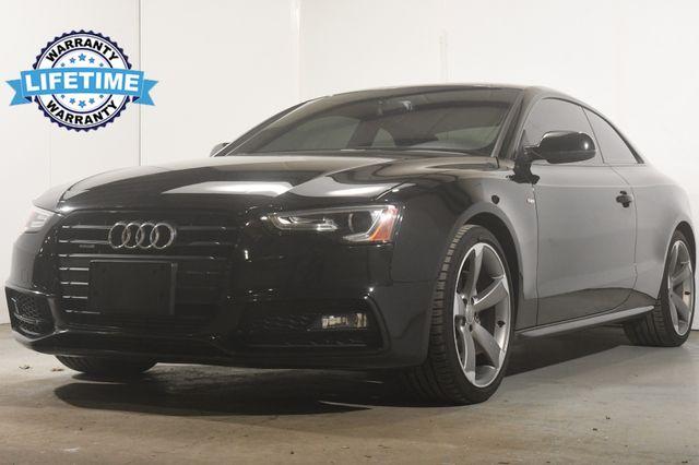 2015 Audi A5 Coupe Premium Plus