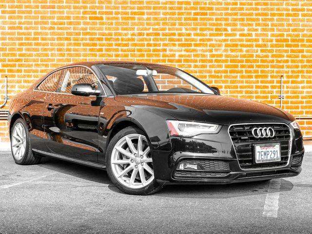 2015 Audi A5 Coupe Premium Plus Burbank, CA 1