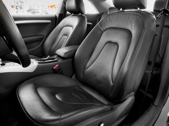 2015 Audi A5 Coupe Premium Plus Burbank, CA 10