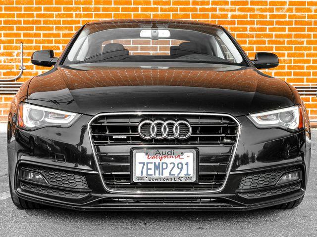 2015 Audi A5 Coupe Premium Plus Burbank, CA 2