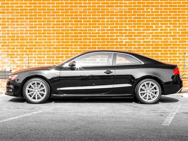 2015 Audi A5 Coupe Premium Plus Burbank, CA 5