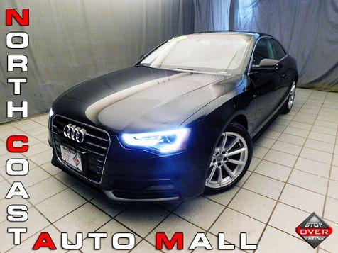 2015 Audi A5 Coupe Premium Plus in Cleveland, Ohio