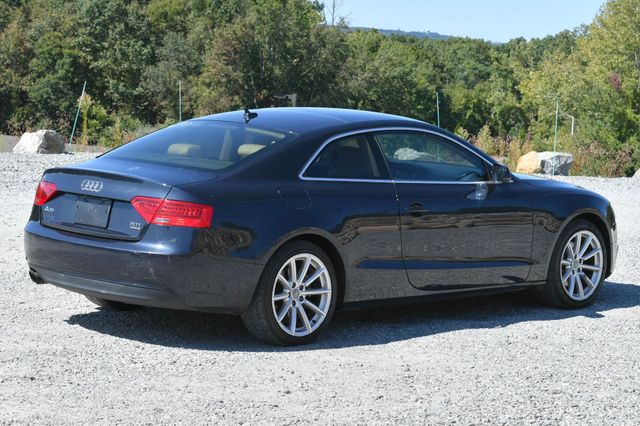 2015 Audi A5 Coupe Premium Naugatuck, Connecticut 4