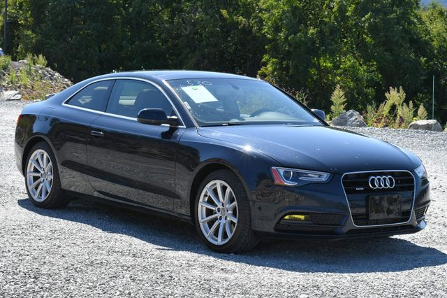 2015 Audi A5 Coupe Premium Naugatuck, Connecticut 6