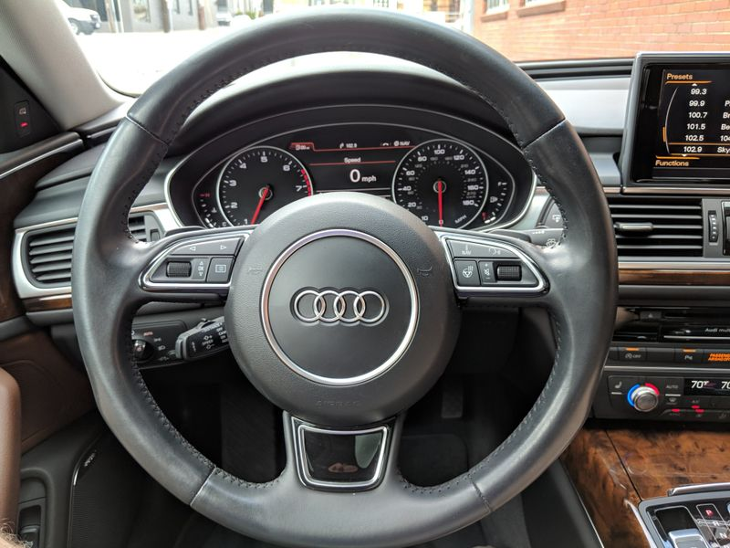 2015 Audi A6 30T Quattro Premium Plus Sport Driver Assist  Bose Cold  Warm Weather Packages 7705 In Options  city Washington  Complete Automotive  in Seattle, Washington