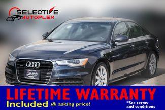 2015 Audi A6 3.0T Premium Plus in Addison, TX 75001