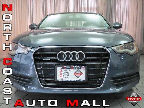 2015 Audi A6 2.0T Premium Plus in Akron, OH