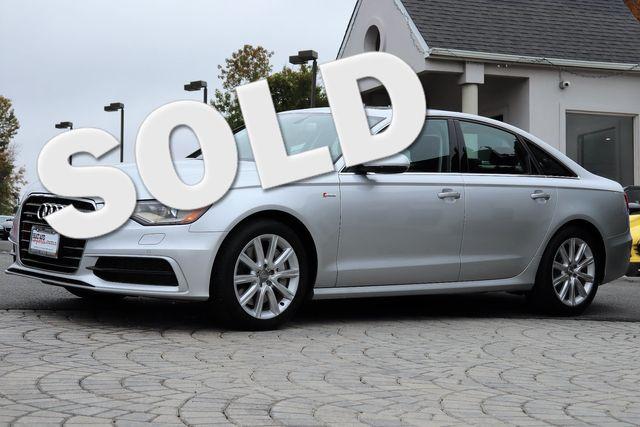 2015 Audi A6 3.0T Quattro Premium Plus in Alexandria VA