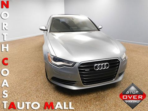 2015 Audi A6 2.0T Premium in Bedford, Ohio