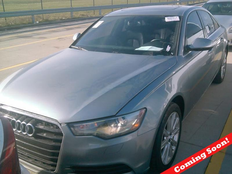 2015 Audi A6 20T Premium  city Ohio  North Coast Auto Mall of Bedford  in Bedford, Ohio