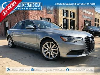 2015 Audi A6 2.0T Premium Plus ONE OWNER in Carrollton, TX 75006