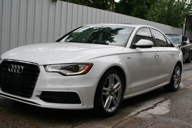 2015 Audi A6 3.0T Premium Plus Houston, Texas