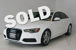2015 Audi A6 3.0T Premium Plus Houston, Texas