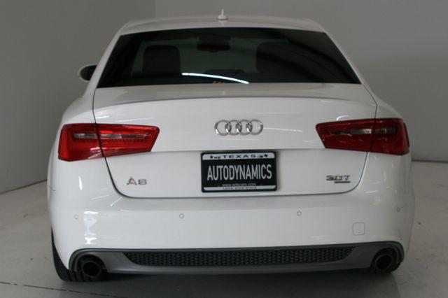 2015 Audi A6 3.0T Premium Plus Houston, Texas 5