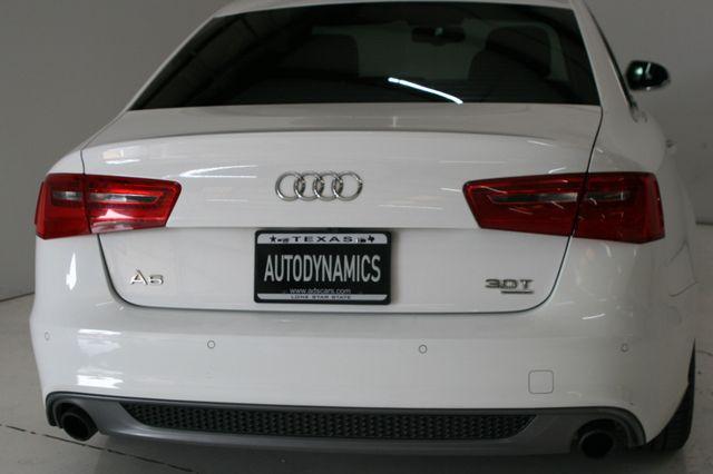 2015 Audi A6 3.0T Premium Plus Houston, Texas 9