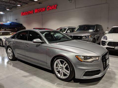 2015 Audi A6 3.0T Premium Plus in Lake Forest, IL