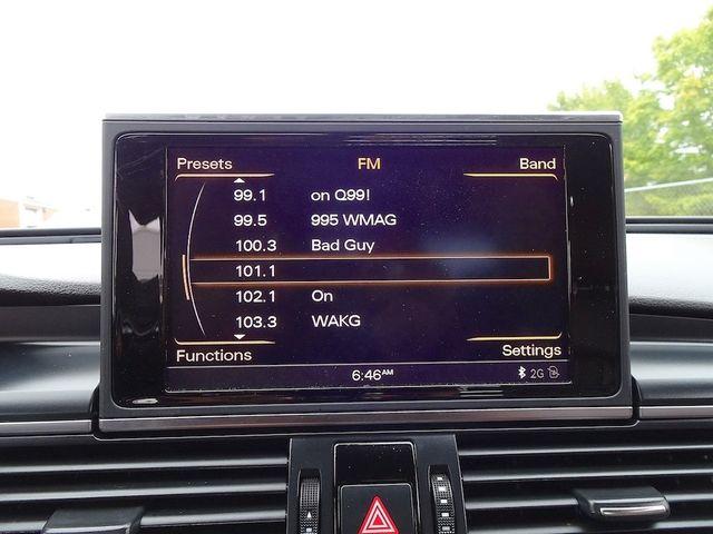 2015 Audi A6 2.0T Premium Plus Madison, NC 19
