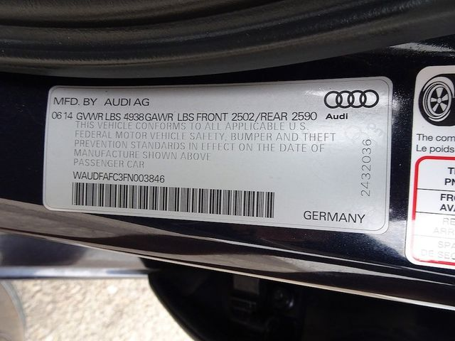 2015 Audi A6 2.0T Premium Plus Madison, NC 47