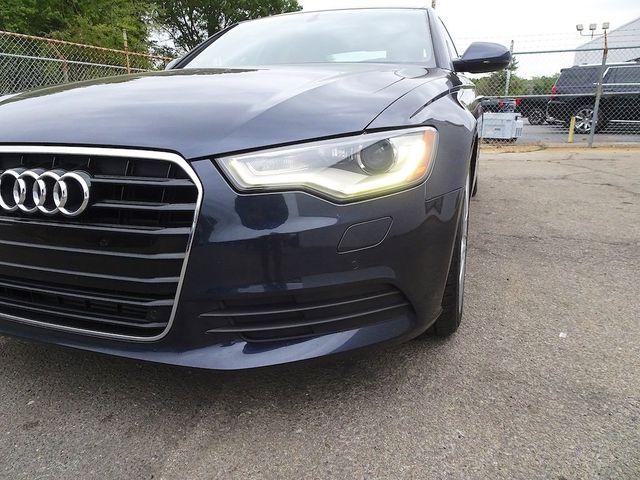2015 Audi A6 2.0T Premium Plus Madison, NC 9