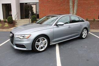 2015 Audi A6 3.0T Premium Plus in Marietta, Georgia 30067