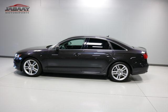 2015 Audi A6 2.0T Premium Plus Merrillville, Indiana 29