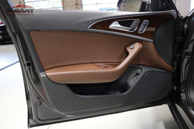 2015 Audi A6 2.0T Premium Plus Merrillville, Indiana 20