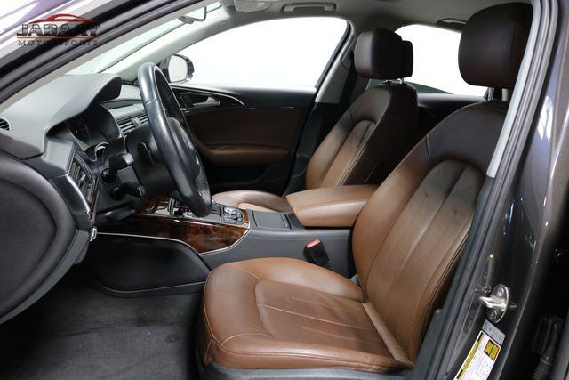 2015 Audi A6 2.0T Premium Plus Merrillville, Indiana 9
