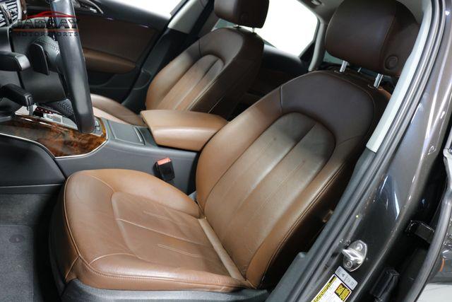 2015 Audi A6 2.0T Premium Plus Merrillville, Indiana 10