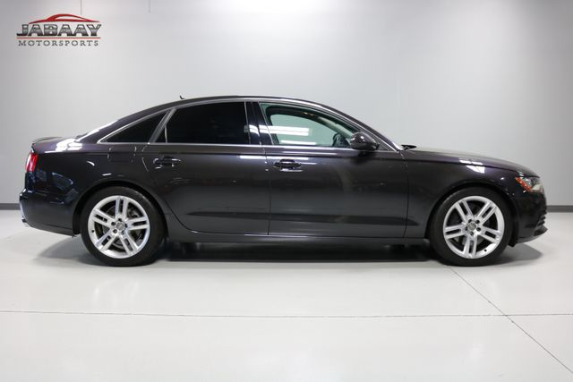 2015 Audi A6 2.0T Premium Plus Merrillville, Indiana 5