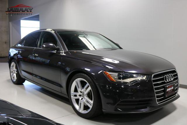 2015 Audi A6 2.0T Premium Plus Merrillville, Indiana 6