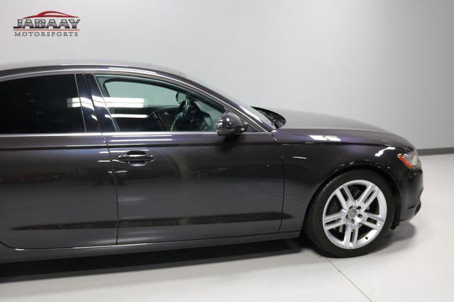 2015 Audi A6 2.0T Premium Plus Merrillville, Indiana 32