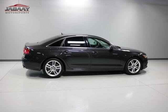 2015 Audi A6 2.0T Premium Plus Merrillville, Indiana 34