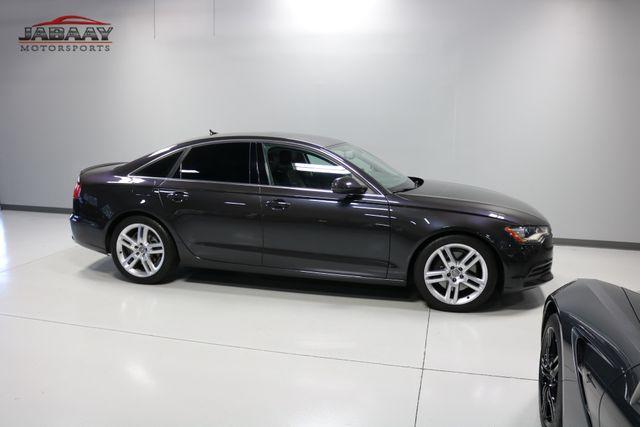 2015 Audi A6 2.0T Premium Plus Merrillville, Indiana 36