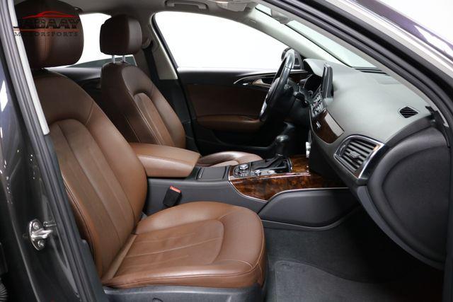 2015 Audi A6 2.0T Premium Plus Merrillville, Indiana 14