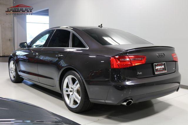 2015 Audi A6 2.0T Premium Plus Merrillville, Indiana 2