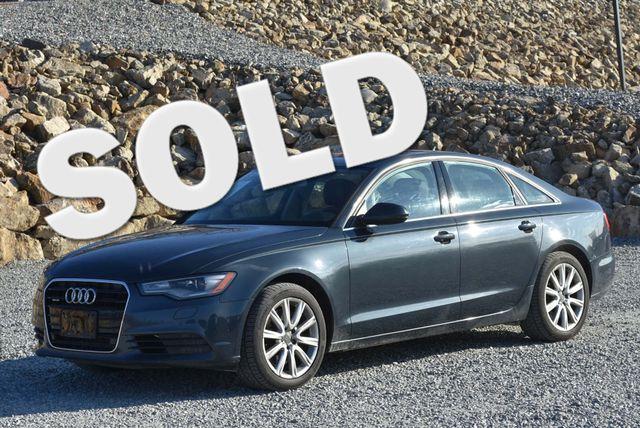 2015 Audi A6 2.0T Premium Plus Naugatuck, Connecticut