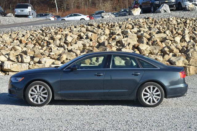 2015 Audi A6 2.0T Premium Plus Naugatuck, Connecticut 1