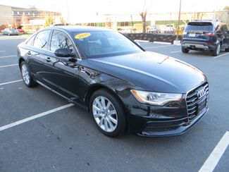 2015 Audi A6 Premium Plus Sedan AWD Watertown, Massachusetts 2