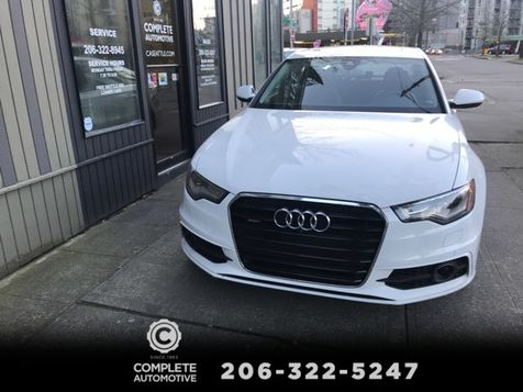 2015 Audi A6 3.0T Quattro Premium Plus Sport Driver Assist  Bose Cold & Warm Weather Packages $7705 In Options in Seattle