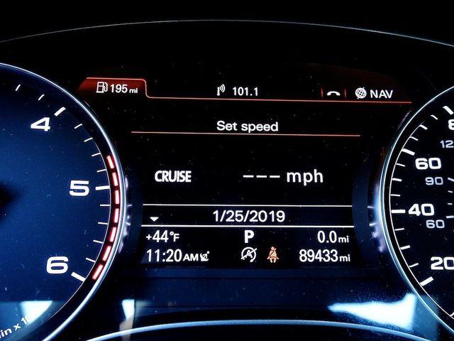2015 Audi A7 3.0 TDI Prestige Madison, NC 17