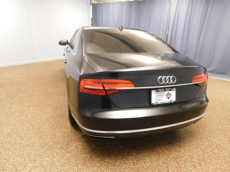 2015 Audi A8 40T  city Ohio  North Coast Auto Mall of Bedford  in Bedford, Ohio