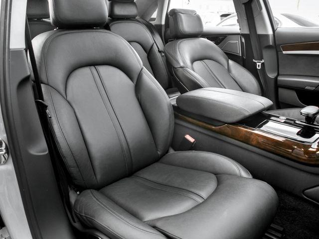2015 Audi A8 L 3.0T Burbank, CA 12
